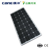 Monocrystalline solare 100W PV Modules