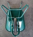 Brouette de roue lourde intense de modèle neuf pour la construction avec les pattes spéciales