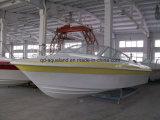 Таксомотор воды стеклоткани Aqualand 28feet 8.6m/шлюпка мотора парома/шлюпка пассажира (860)