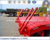 Du constructeur 80ton Lowboy/Lowbed/Low de bâti remorque semi