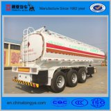 Aanhangwagen van de Tanker van de Brandstof van 3 As van China de Beste Verkopende met Goede Kwaliteit voor Verkoop