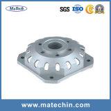 O CNC das peças de maquinaria pesada da liga de alumínio fêz à máquina