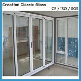 Vetro Tempered macchiato strato per il vetro di alluminio costruzione/del portello