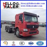 Camion del trattore di Sinotruk 6X4 336HP Euro2