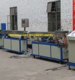 Niedrige Energieverbrauch PU-pneumatisches Rohr-Plastikstrangpresßling-Zeile