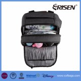 La couche multifonctionnelle de couche-culotte de bébé met en sac le sac à dos avec la garniture changeante