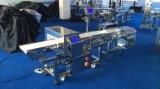 Kundenspezifische Metallcheck-Maschinen-und Gewicht-Check-Maschine