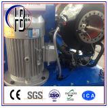 """Ce 1/4 de P20 P32 """" """" à la machine sertissante du boyau 2 hydraulique à haute pression"""