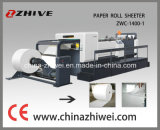 Hob Type Paper Roll a Sheet Cutting Machine