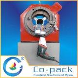 Control Numérico de acero de aleación orbital del cortador de pipa