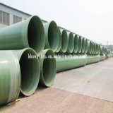 Tubo del passaggio ISO9001/FRP dei tubi della vetroresina per acqua