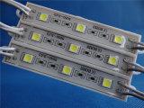 최신 판매 IP65는 Epistar를 가진 5050의 LED 모듈을 방수 처리한다