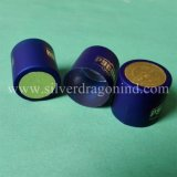 Bottle를 위한 파란 Color Hot Stamping Shrinkable Seals