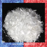 100% Polyester, PE/PP PE/Pet materielle Polyester-Spinnfaser