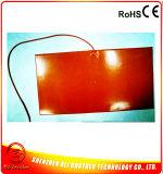 Silicone 3D 12V 350W 200*400*1.5mm Heater PAD Printer Rubber 120c