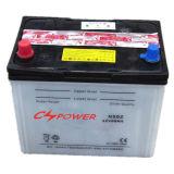 Batterie de voiture acide sèche d'hors-d'oeuvres/batterie automatique 12V 50ah (N50) N50