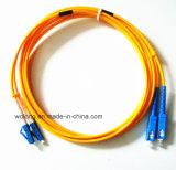 divisor da fibra óptica da montagem de cremalheira 1X8