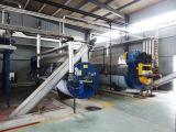 Linha Process máquina do pó industrial da carne
