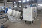 Hohe Effcient automatische Klärschlamm-Entwässerungsmittel-Presse