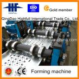 Galvanisierte Stahlsprungbrett-Rolle, die Maschine bildet
