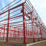 Steel ligero Structure Warehouse Building con SGS Certification