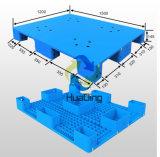 pálete plástica resistente de 1500*1200*145mm com 9 Feets de China