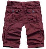 Men's Cargo Fashion Cotton Washed Pocket Casual Shorts