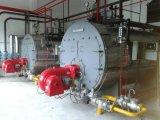 tipo traseiro molhado petróleo da passagem da câmara de ar de incêndio 500-6000kg/H 3 - caldeira de vapor despedida