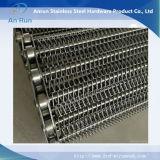 機械のためのステンレス鋼のコンベヤーの網ベルト