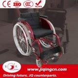 Langlebiger elektrischer Rollstuhl der Sicherheits-Nutzlast-110kg mit Cer
