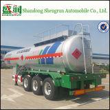 De ASME 50m3 LPG do transporte do reboque 56000L LPG do tanque reboque Semi