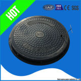 HochleistungsD400 700*50mm Round Composite Manhole Cover