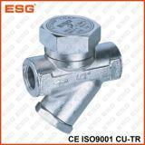 Desvío de vapor termodinámico de Ca40 Dn15