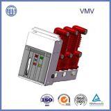cortacircuítos eléctricos del vacío del alto voltaje Vmv 50Hz Withdrawble de 24kv 2500A para el dispositivo de distribución