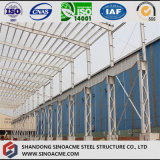 Multi Span Steel Structue Workshop with Overhead Crane