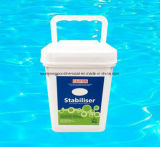 Ácido Cyanuric do estabilizador dos produtos químicos da piscina
