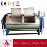 máquina de lavar 200kg industrial no aquecimento elétrico