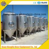 ターンキービールビール醸造所装置1000Lの製造業者ビールビール醸造所装置を完了しなさい
