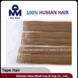 Extensão brasileira do cabelo humano do cabelo da fita do cabelo humano