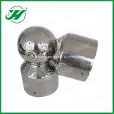 Acoplador inoxidable del tubo de acero 304