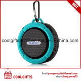 Altavoz sin hilos Pocket impermeable al por mayor de Bluetooth con Carabiner