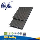 Decking antirresbaladizo de WPC para el uso al aire libre