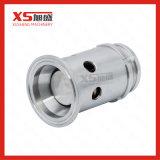 Válvula de respiradero higiénica sanitaria del vacío del acero inoxidable