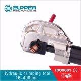 Гидровлический гофрируя зажимая отжимая инструмент разъема стержня провода