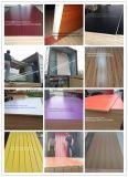 Matériau de peuplier pour le panneau de mélamine de /Wardrobe /Kitchen 1220*2440mm de Module