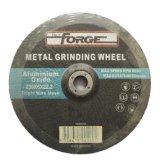 muela abrasiva del disco abrasivo de centro deprimido del metal de 230*6*22.2m m