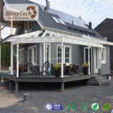 Facile neuf de ventes en gros au Decking composé en plastique en bois d'installation pour l'étage