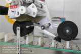 Máquina de etiquetas automática cheia da etiqueta para a bandeja do ovo