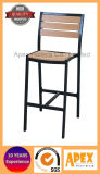 Cadeira ao ar livre da barra do lazer de Barstool do restaurante da mobília da cadeira da barra de Polywood