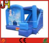 Heißer Verkaufs-aufblasbares springendes federnd Plättchen-Schloss für Kinder